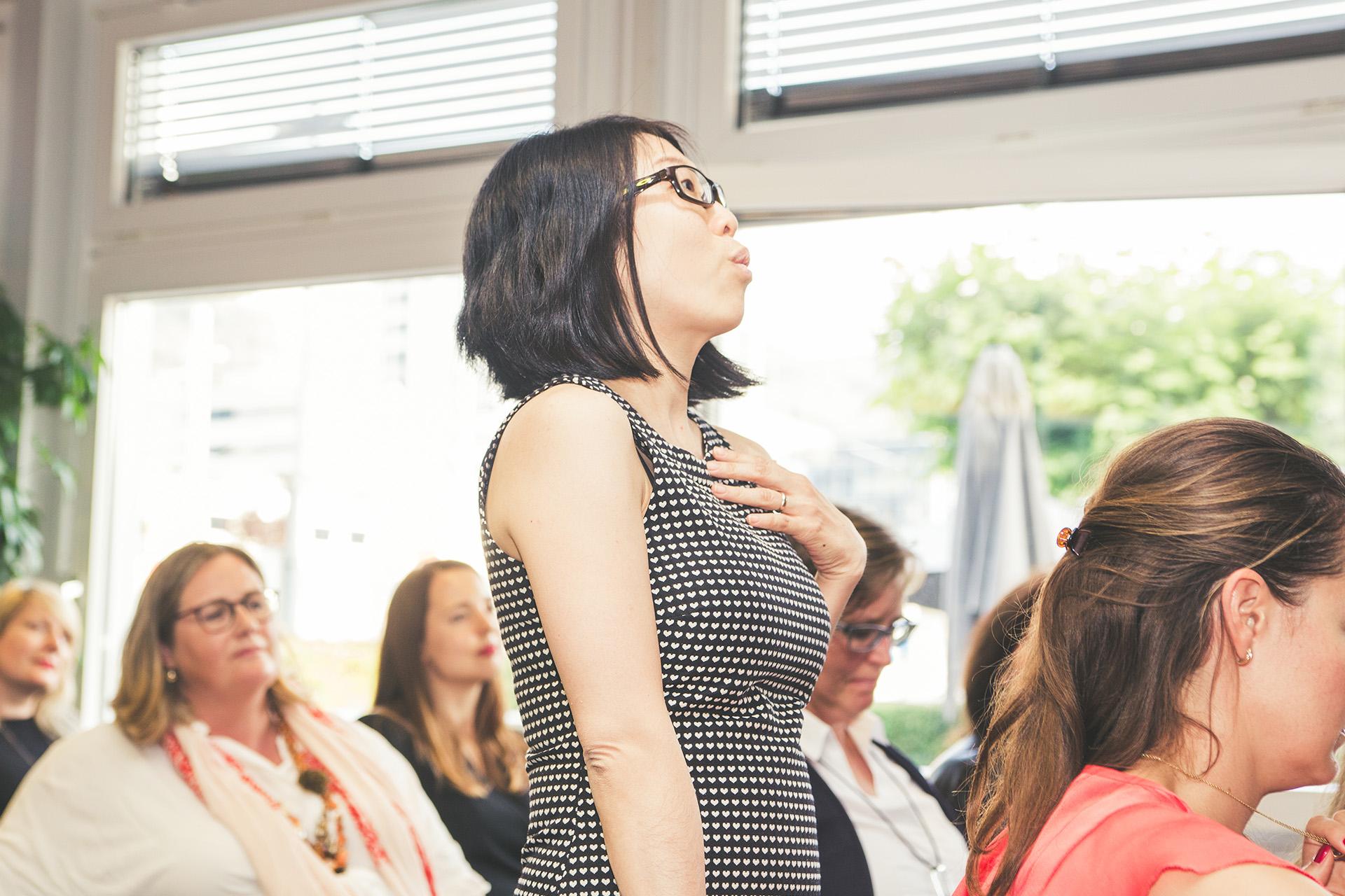 Group Mentoring_Speak_Out_SwissFinTechLadies
