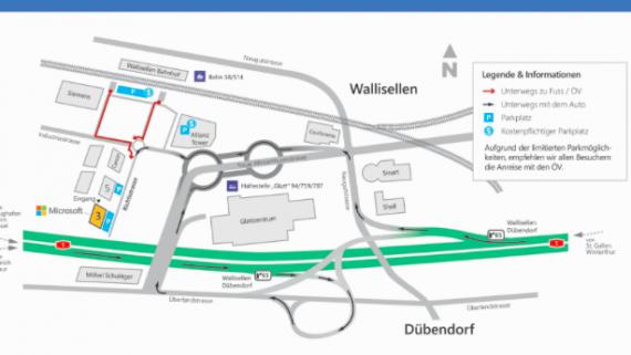 SwissFinTechLadies go Microsoft on August 20, 2018