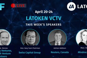 Weekly LATOKEN VCTV Events