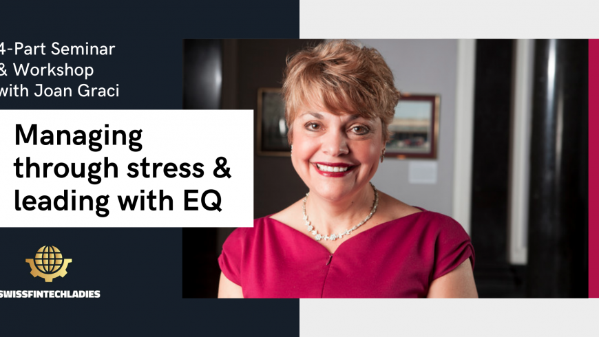 Managing Through Stress & Leading with EQ with Joan Graci, APA Solutions NY
